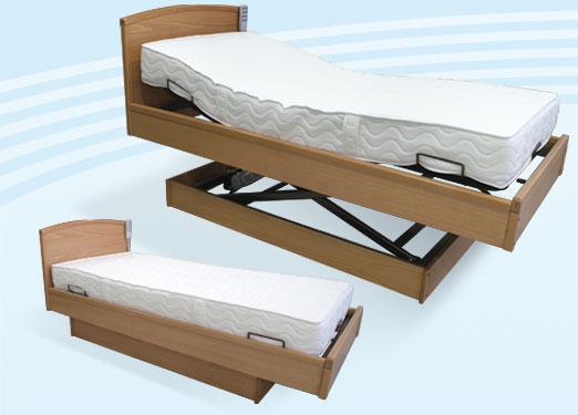 lit releveur eurodesign lit de relaxation hauteur variable lectrique. Black Bedroom Furniture Sets. Home Design Ideas